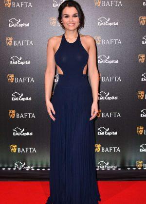 Samantha Barks - BAFTA Gala Dinner 2017 in London