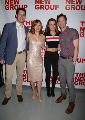 Samantha Barks - Opening Night party for Clueless The Musical in NY