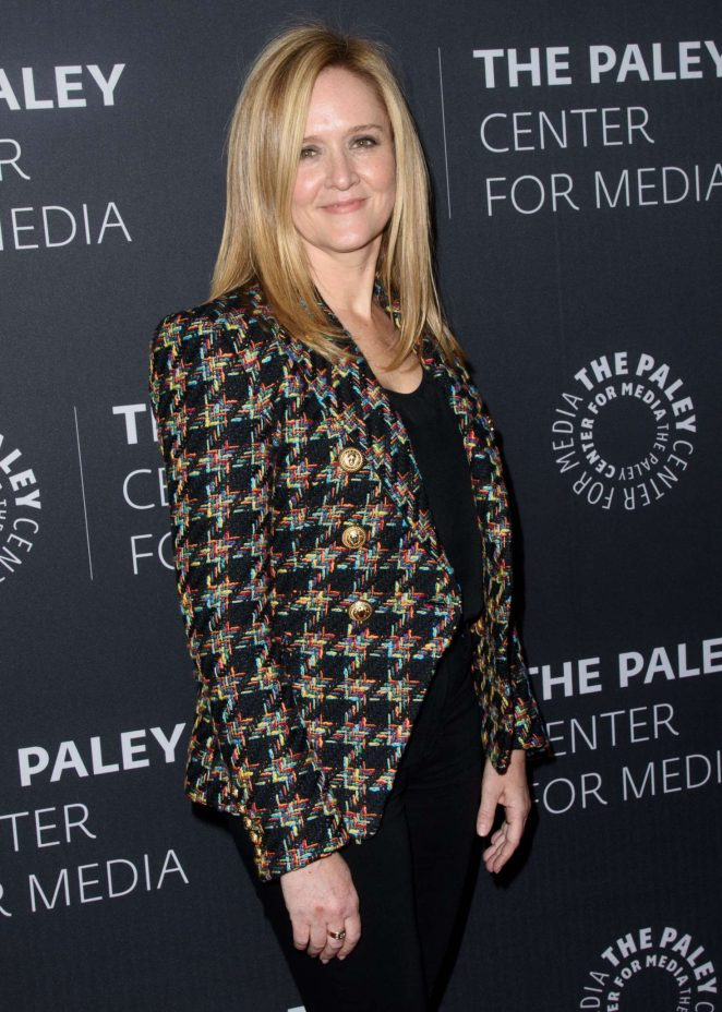 Samantha Bee - 'The Detour' Preview Screening in New York