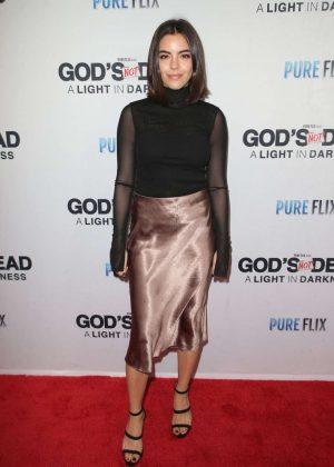Samantha Boscarino - 'God's Not Dead: A Light in Darkness' Premiere in LA