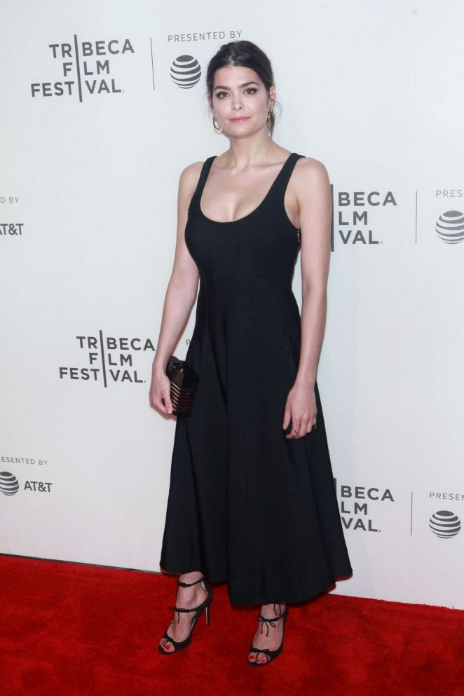 Samantha Colley - 'Genius' TV show Screening at Tribeca Film Festival in NY