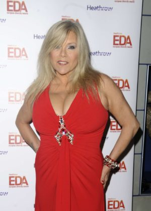 Samantha Fox - 2017 European Diversity Awards in London