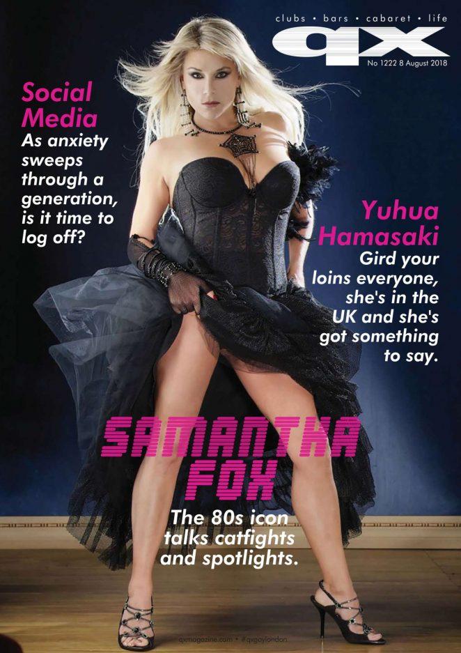 Samantha Fox Club Magazine