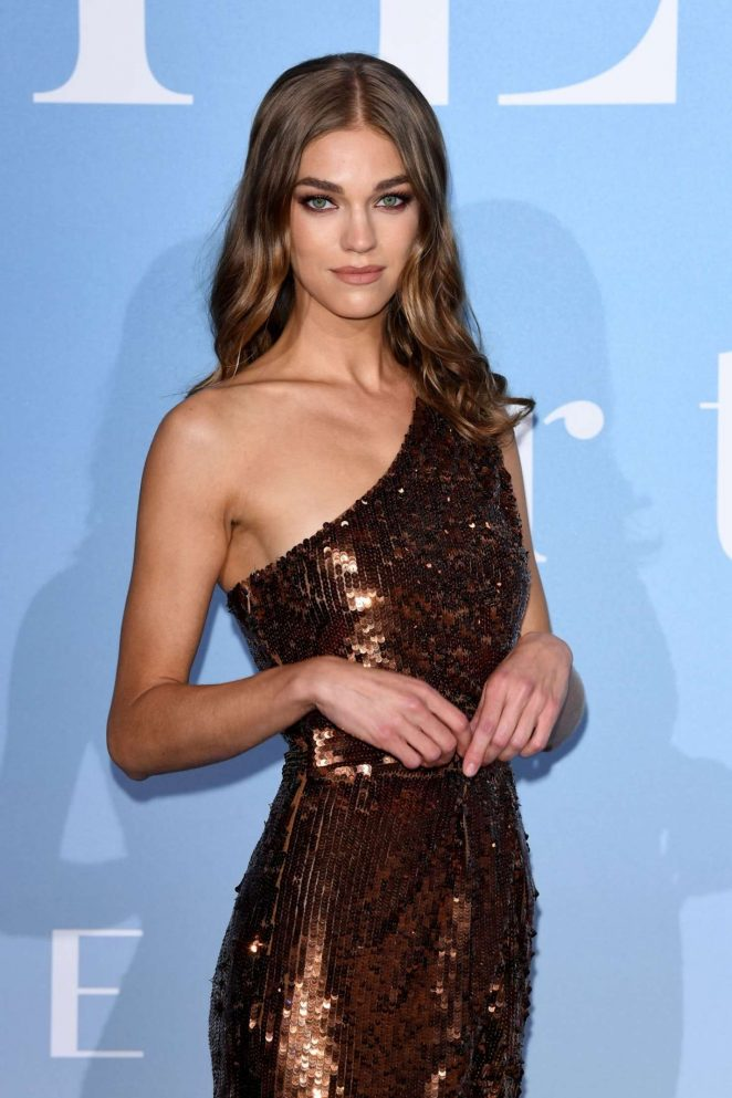 Samantha Gradoville – 2018 Gala for the Global Ocean in Monte-Carlo