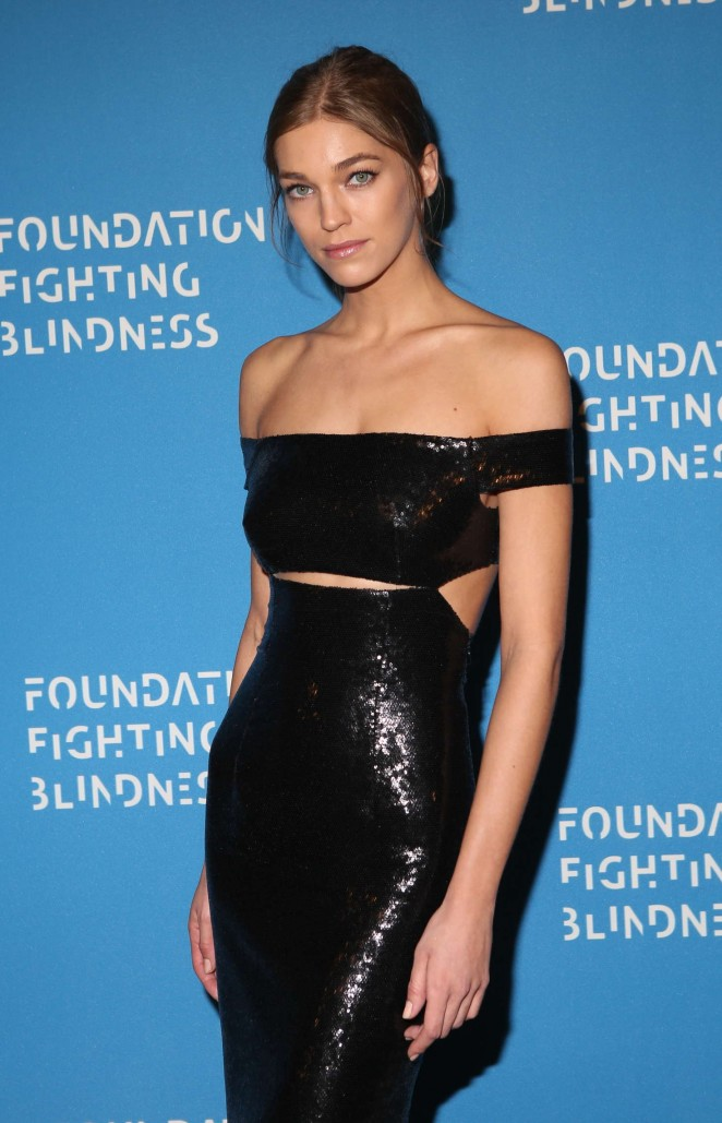 Samantha Gradoville - Foundation Fighting Blindness World Gala 2016 in New York