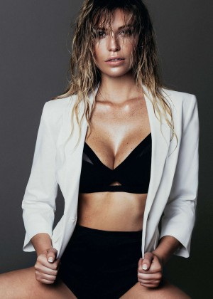 Samantha Hoopes - Alena Soboleva Photoshoot 2015