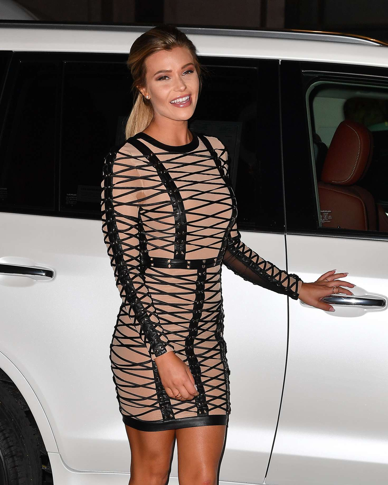 Samantha Hoopes at Sports Illustrated Swimsuit 2017 Launch Event in NY