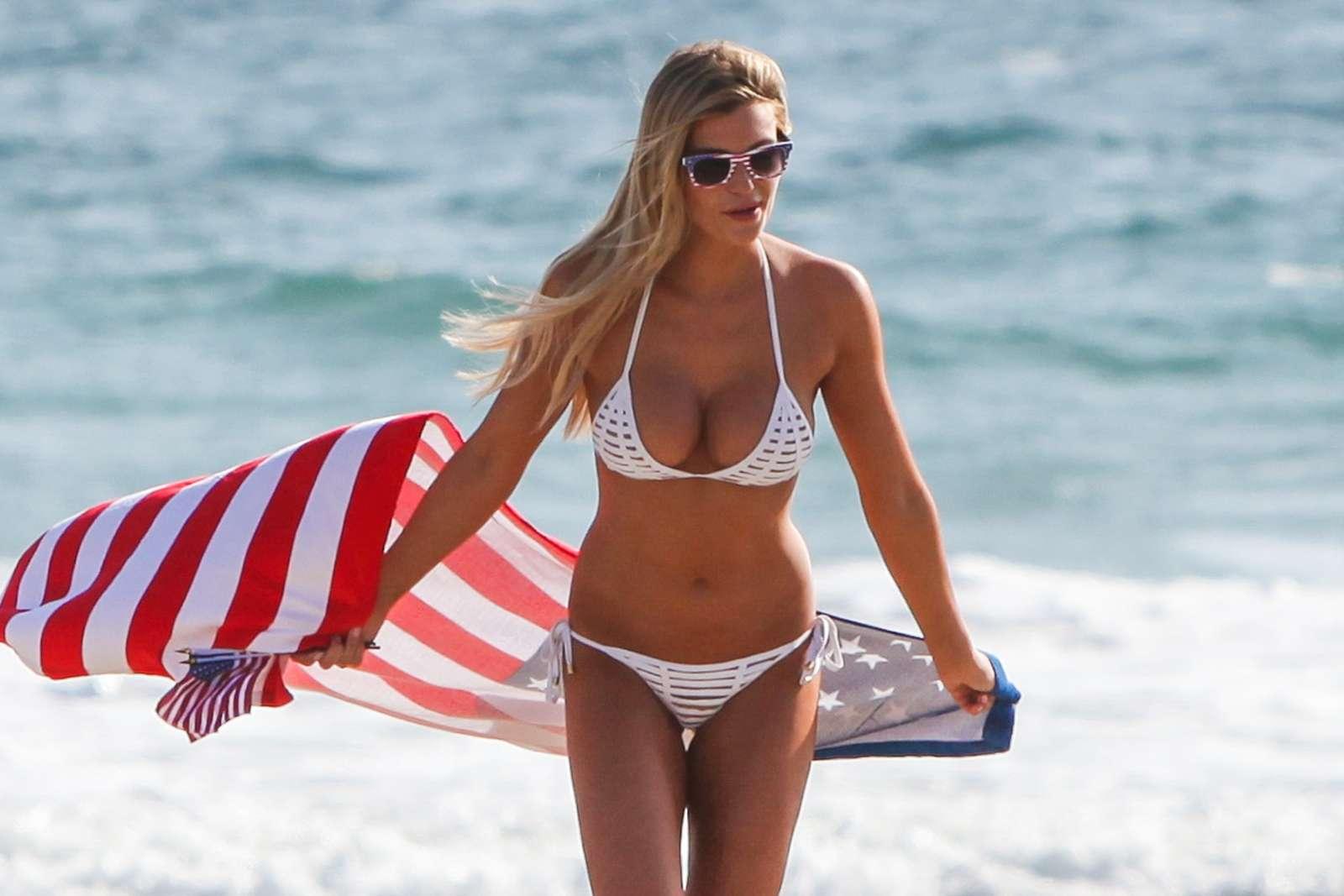 68855607de Samantha Hoopes In White Bikini 2016 36 Gotceleb