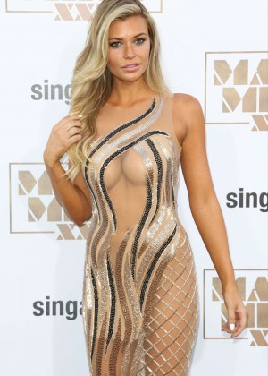 Samantha Hoopes - 'Magic Mike XXL' Premiere in LA