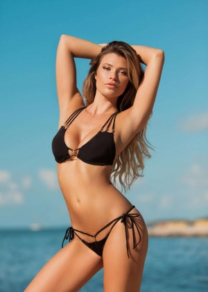 Samantha Hoopes - Plumeria Swimwear 2015