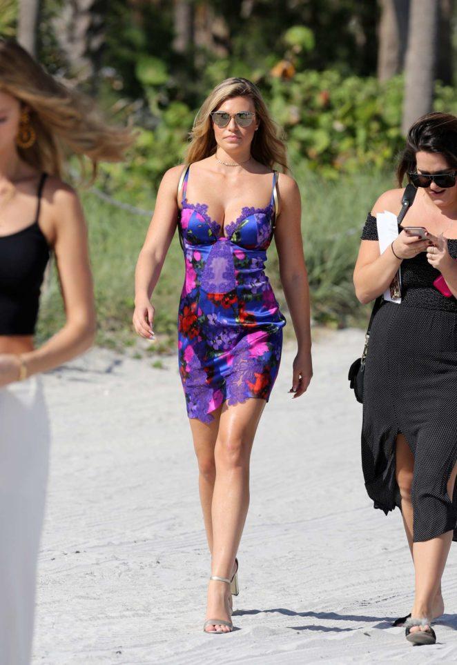 Samantha Hoopes 2017 : Samantha Hoopes: Sports Illustrated Swimsuit Island -31