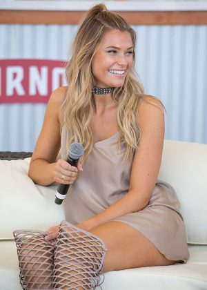Samantha Hoopes - VIBES By Sports Illustrated Swimsuit 2017 Launch Festival Day 2 in Houston
