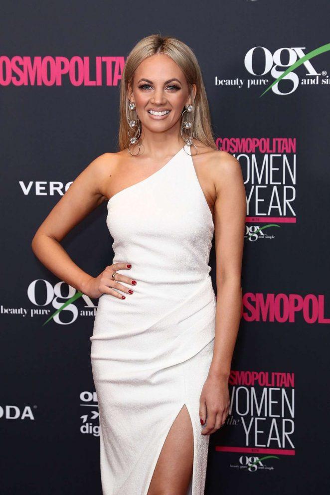 Samantha Jade – Cosmopolitan Women Of The Year Awards 2018 in Sydney