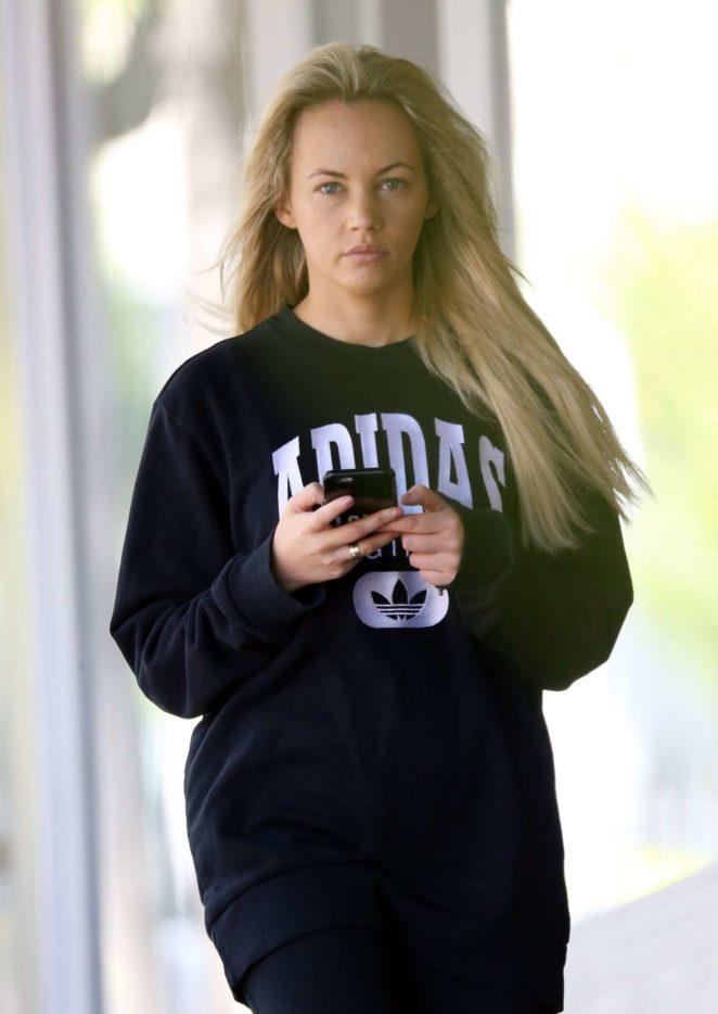 Samantha Jade out in Sydney -14
