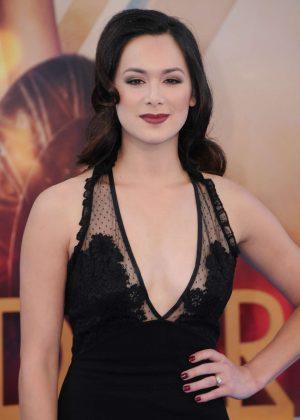 Samantha Jo - 'Wonder Woman' Premiere in Los Angeles