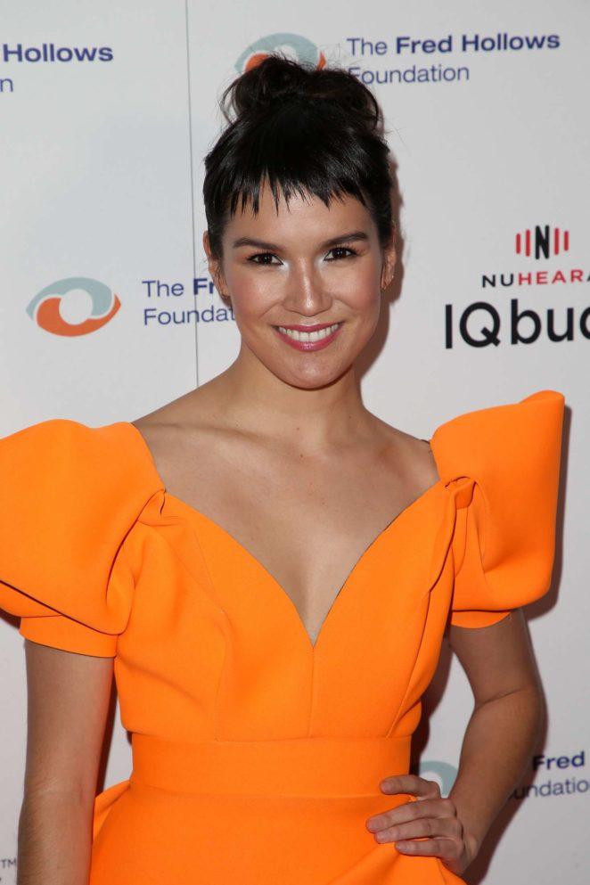 Samantha Wan - The Fred Hollows Foundation Inaugural Fundraising Gala Dinner in LA