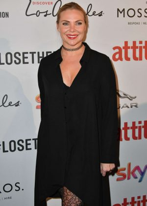 Samantha Womack - The Attitude Awards 2016 in London