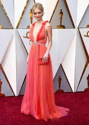 Samara Weaving - 2018 Academy Awards in Los Angeles