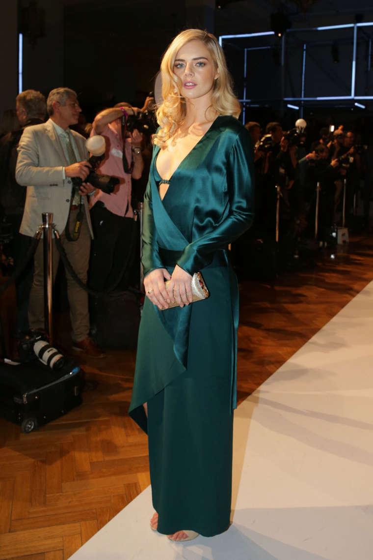Samara Weaving 2015 : Samara Weaving: David Jones SS 2015 Fashion Launch -04