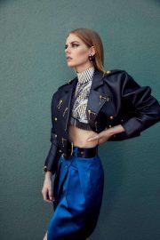 Samara Weaving - Harper's Bazaar Australia Magazine 2019