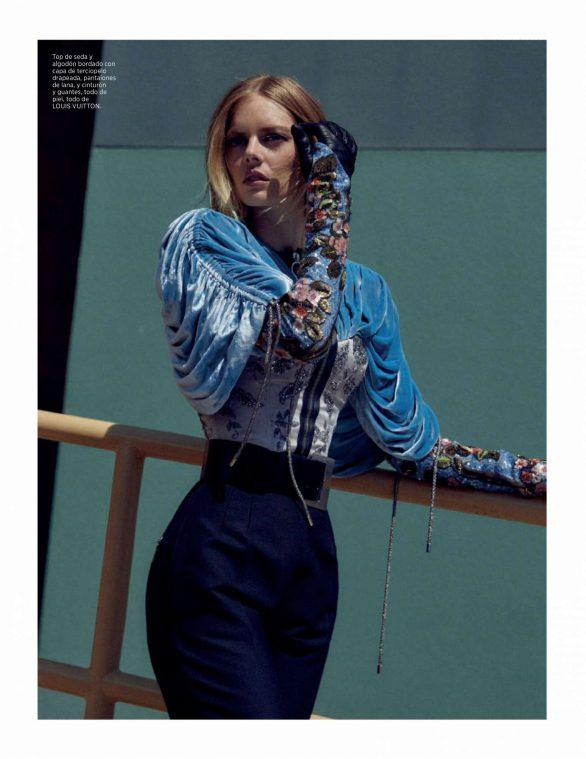Samara Weaving - Harper's Bazaar Espana Magazine (January 2020)