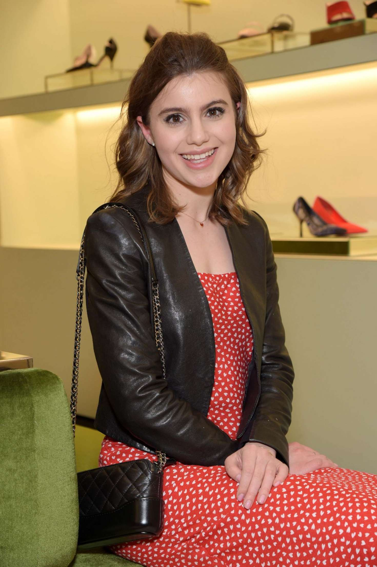 Sami Gayle - Bridget Moynahan's Our Shoes, Our Selves Book Launch in NY