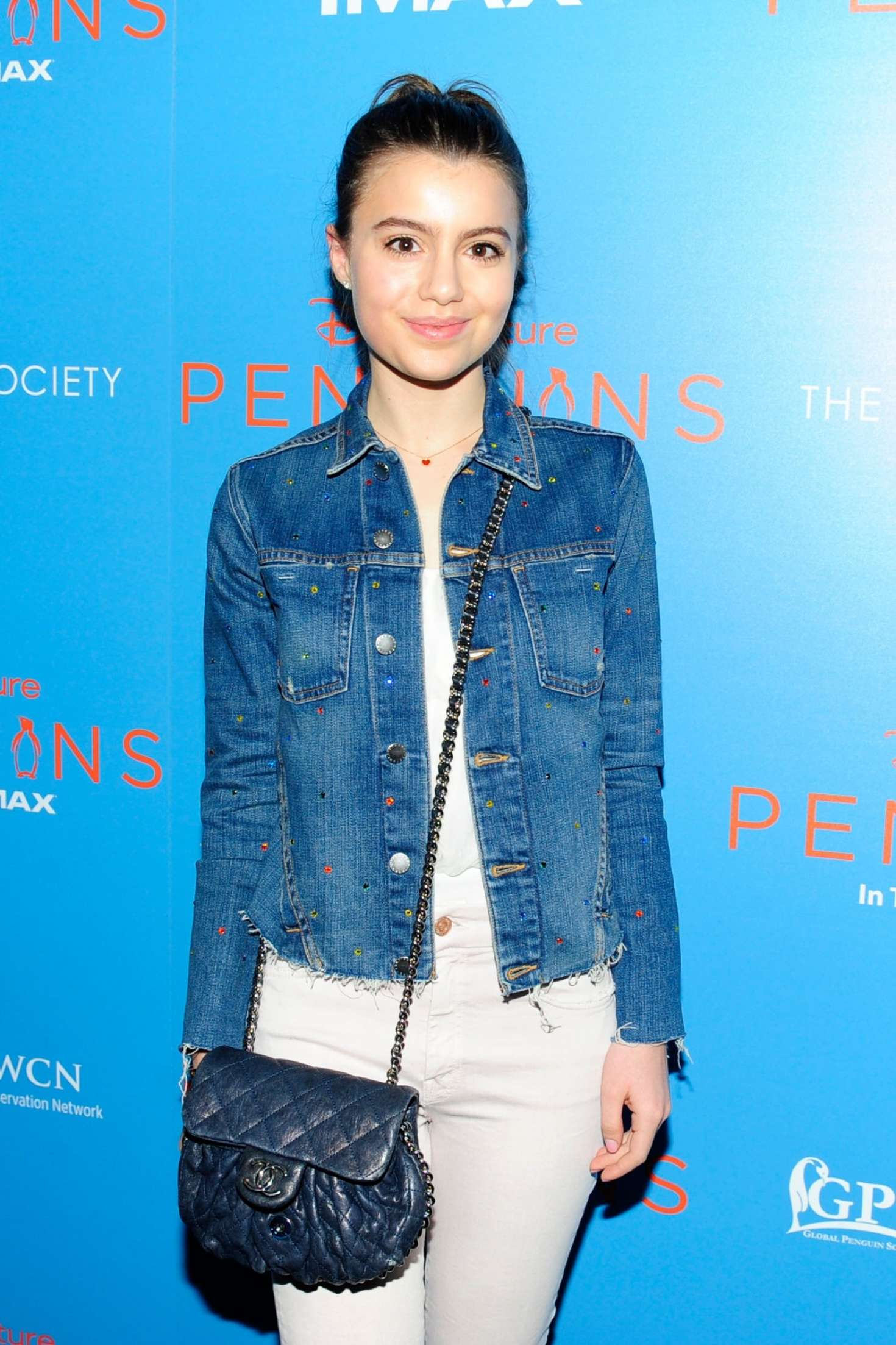 Sami Gayle - Special Sscreening of 'Penguins' in New York City