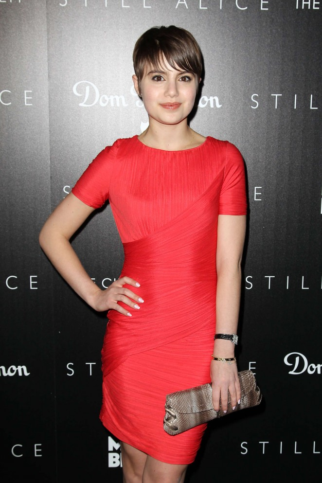 "Sami Gayle - ""Still Alice"" Screening in New York"