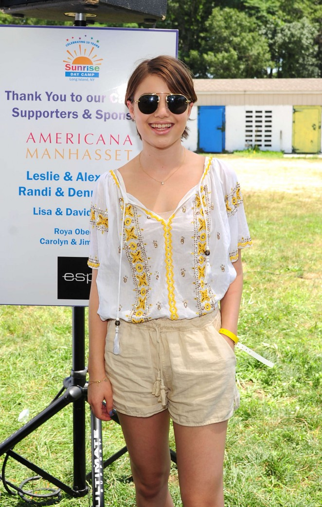 Sami Gayle - Sunrise Day Camp 10th Annual Carnival in NY