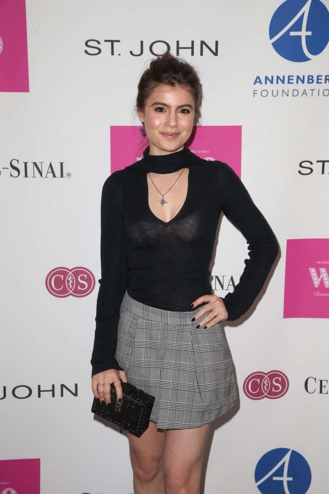 Sami Gayle - Women's Guild Cedars-Sinai's Diamond Jubilee Luncheon in Beverly Hills