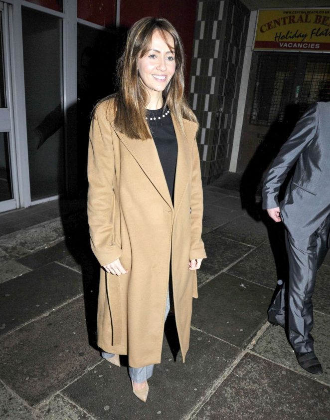 Samia Ghadie – Arriving at The Marvel Launch in Blackpool