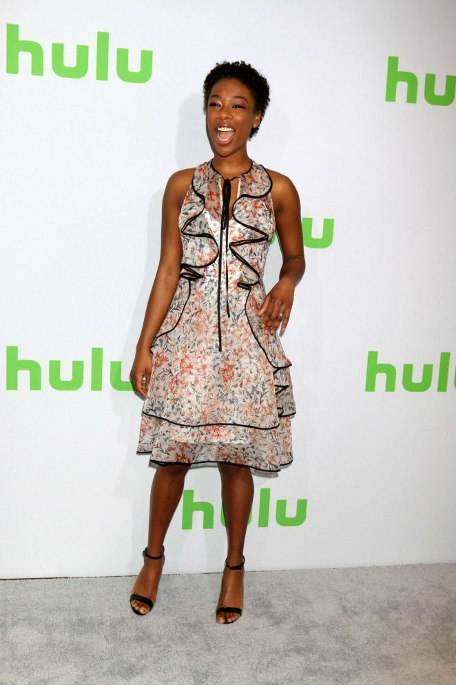 Samira Wiley - Hulu's Winter TCA 2017 in Los Angeles