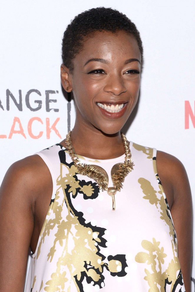 Samira Wiley - 'Orangecon' Fan Event in NYC