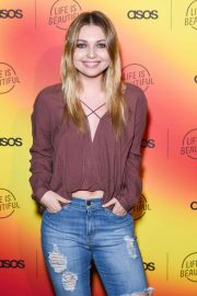Sammi Hanratty - ASOS celebrates partnership with Life Is Beautiful at No Name in LA