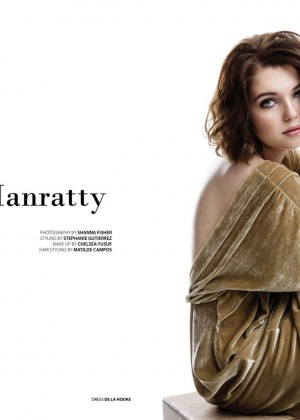 Sammi Hanratty: Composure Magazine 2015 -01