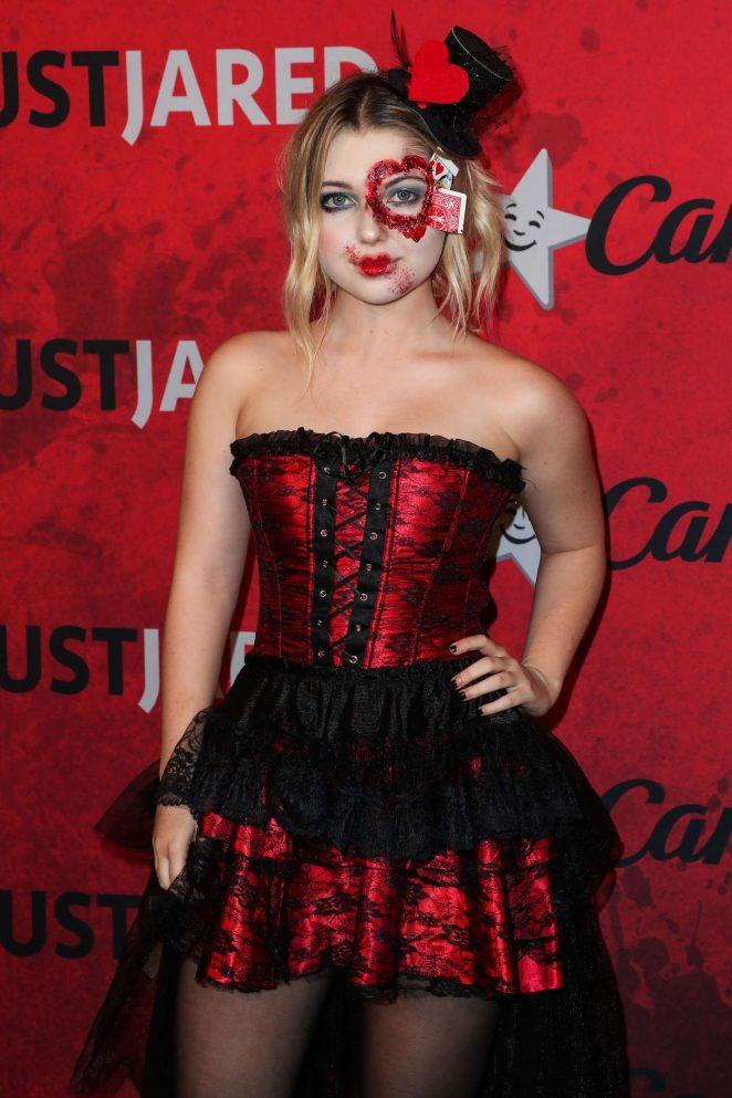 Sammi Hanratty – Just Jared's 7th Annual Halloween Party in LA