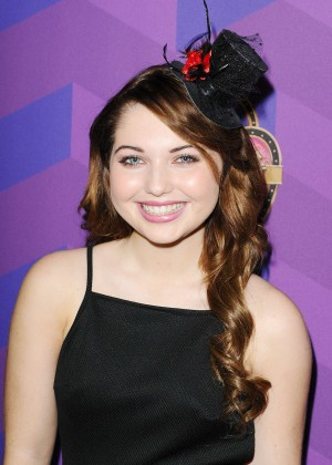 Sammi Hanratty - Just Jared's Way to Wonderland Party in West Hollywood
