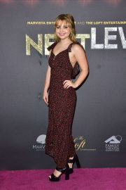Sammi Hanratty - 'Next Level' Premiere in Los Angeles