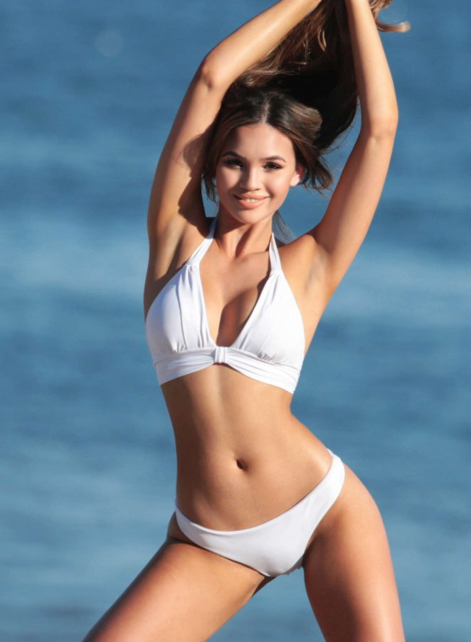 Sammy Mitchell - Bikini Photoshoot in Santa Monica