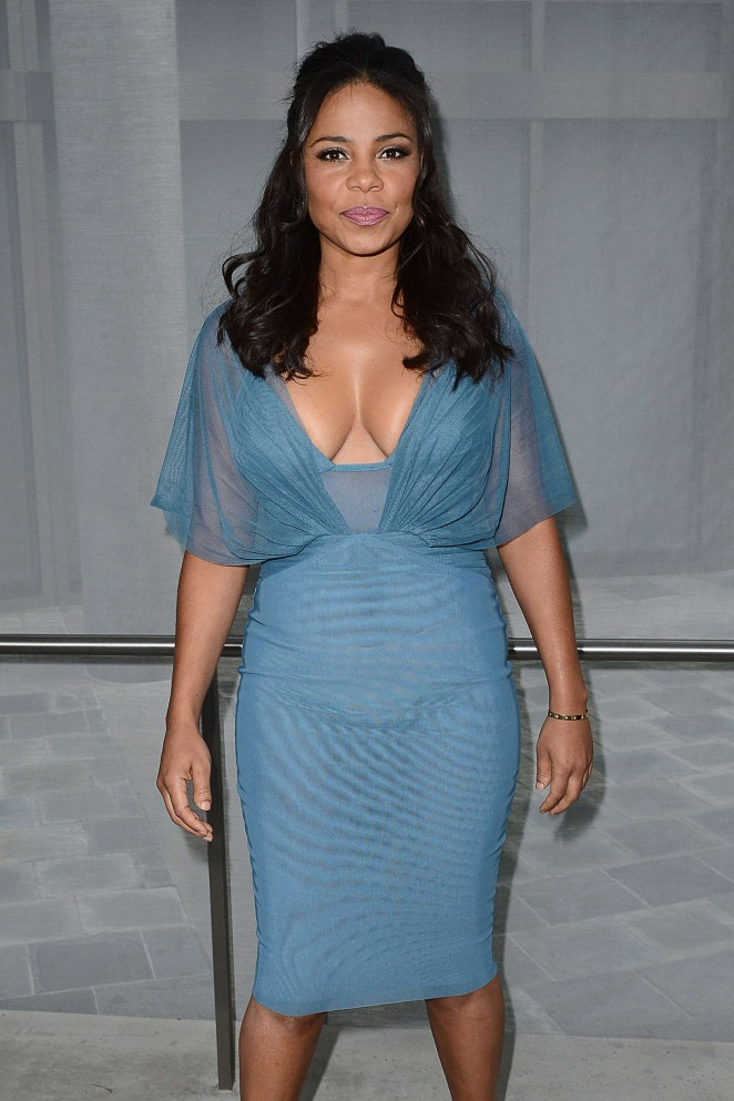 Sanaa Lathan - 2015 CAST From Slavery to Freedom Gala in LA