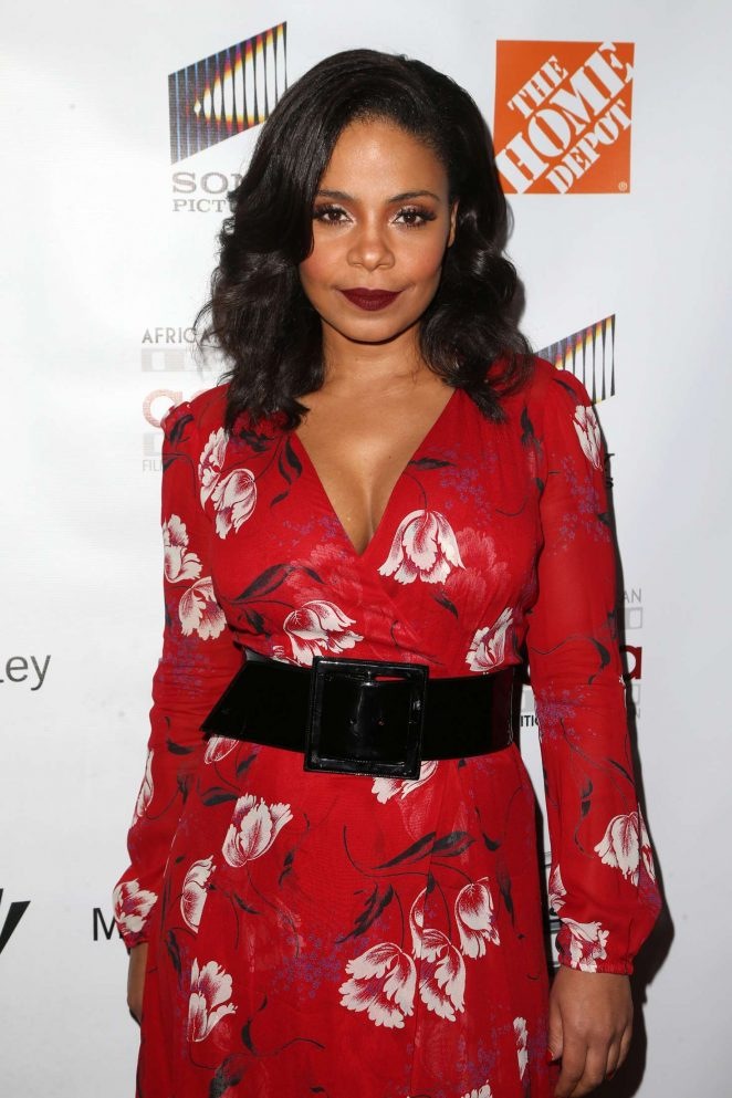 Sanaa Lathan - 8th Annual AAFCA Awards in Los Angeles