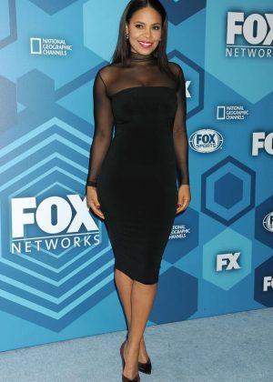 Sanaa Lathan - Fox Network 2016 Upfront Presentation in New York