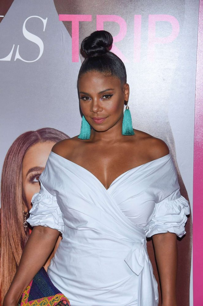 Sanaa Lathan - 'Girls Trip' Premiere in Los Angeles
