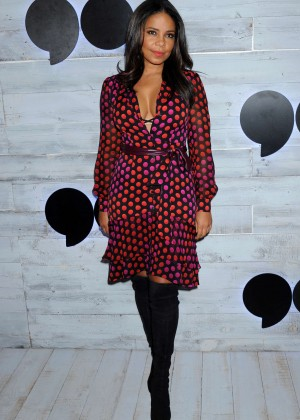 Sanaa Lathan - go90 Social Entertainment Platform Sneek Peek in LA
