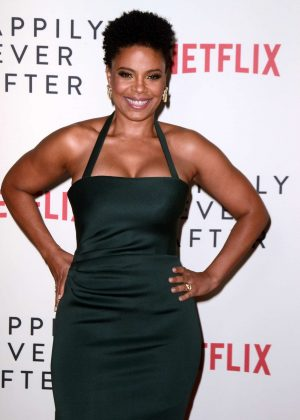 Sanaa Lathan - 'Nappily Ever After' Screening in LA