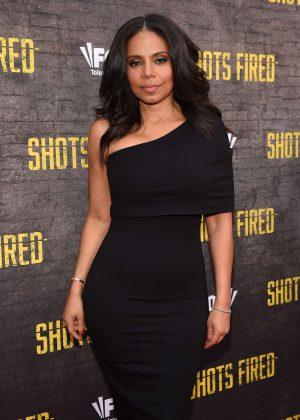 Sanaa Lathan - 'Shots Fired' Screening in Los Angeles