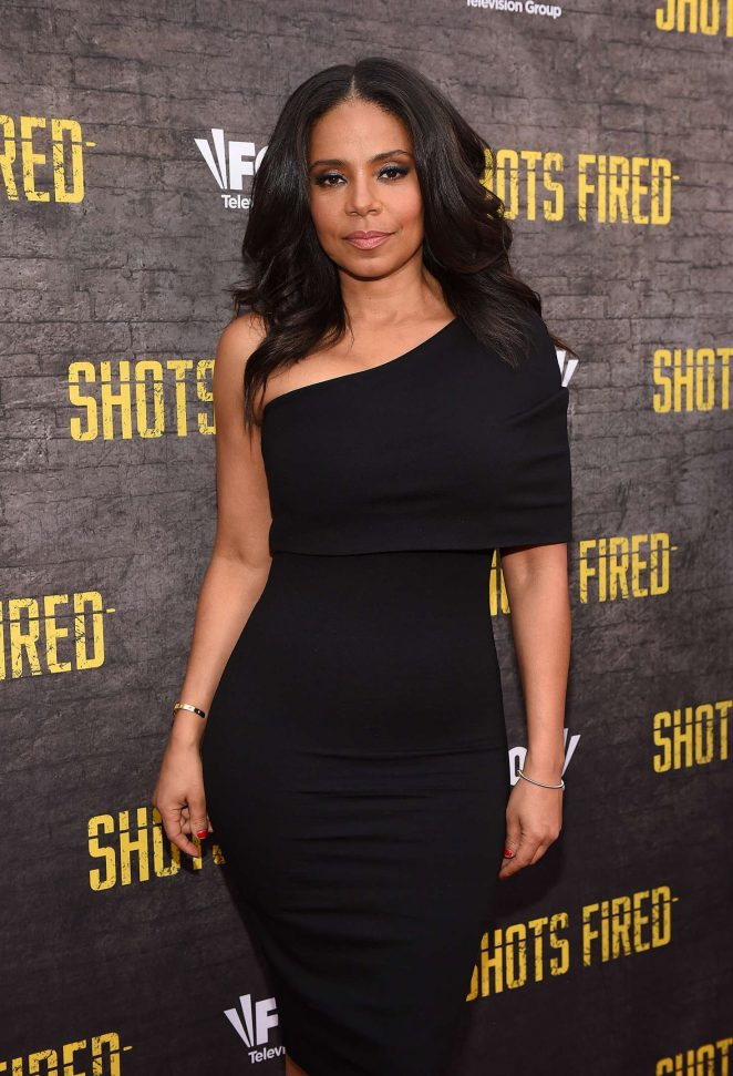 Sanaa Lathan - 'Shots Fired' Screening in Los Angeles