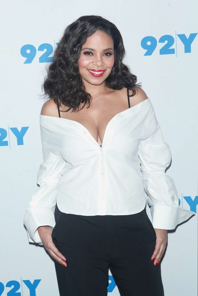 Sanaa Lathan - 'Shots Fired' TV Screening in New York