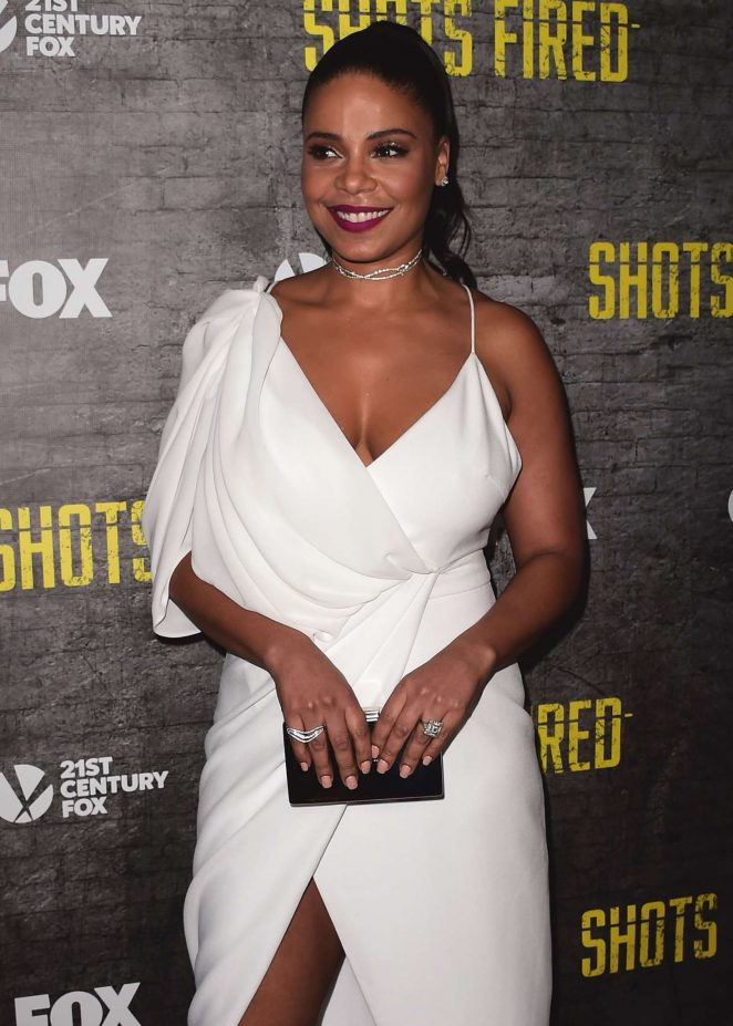 Sanaa Lathan - 'Shots Fired' TV Series Premiere in Los Angeles