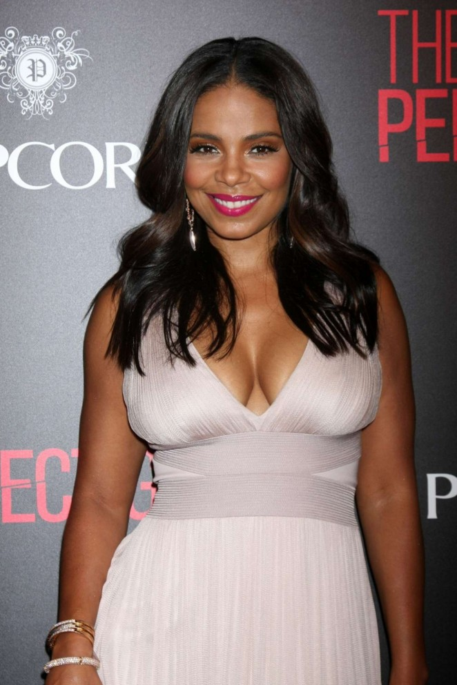 Sanaa Lathan - 'The Perfect Guy' Premiere in Beverly Hills